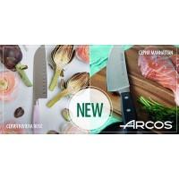 Новые серии ножей Arcos: для мужской и женской руки